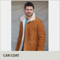 Mens Sheepskin Coats